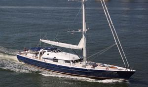 Used Pendennis High Performance Motorsailer Sailboat For Sale