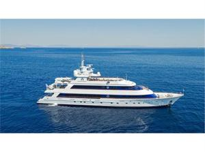 Used Christensen Tri-deck Motor Yacht For Sale