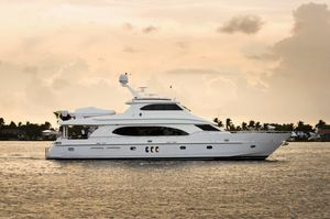 Used Hargrave 90' Skylounge Motor Yacht For Sale