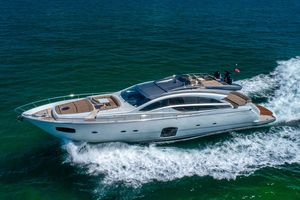 Used Pershing 82 High Performance Boat For Sale