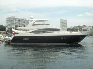 Used Princess Yachts 72 Model Motor Yacht For Sale