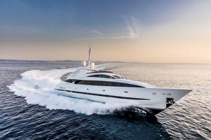 New Isa Sport 120 Motor Yacht For Sale