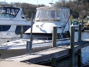 Used Luhrs 400 Convertible Fishing Boat For Sale