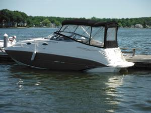 Used Stingray 250 CS Express Cruiser Boat For Sale