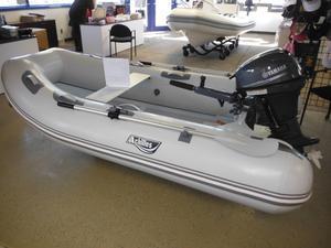 New Achilles Hb-270 AL Tender Boat For Sale