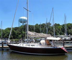 Used Canadian Sailcraft Traditional Cruiser Sailboat For Sale