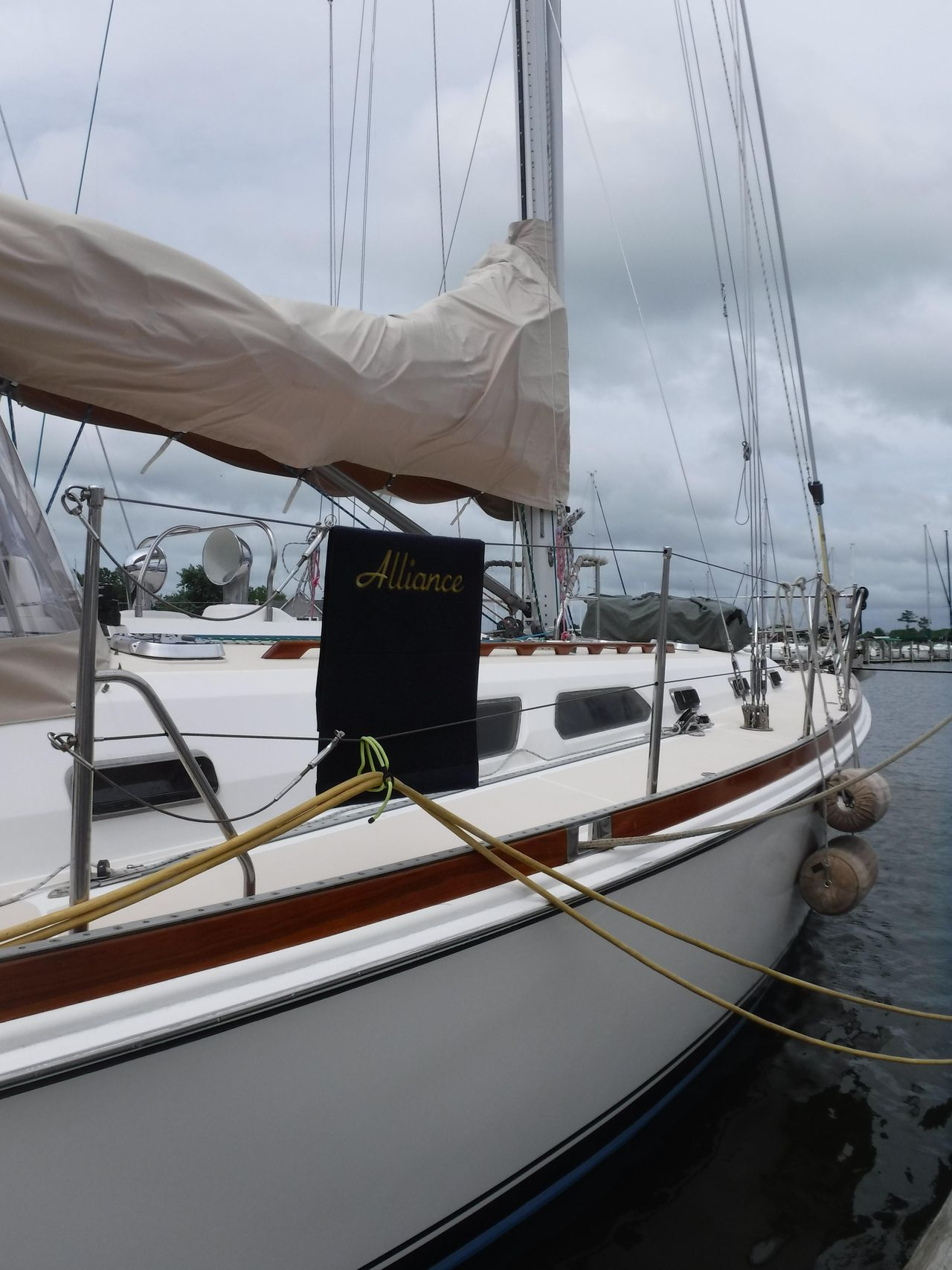 ... Used Sabre 452 Racer and Cruiser Sailboat For Sale ...