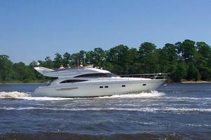 Used Viking Princess Sport Cruiser 61 Motor Yacht Express Cruiser Boat For Sale
