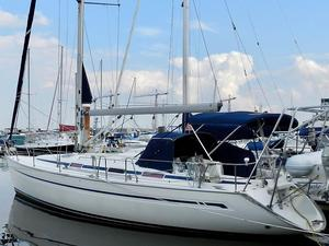 Used Bavaria 38 Cruiser Sailboat For Sale