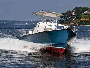 Used Seaway 24 Sportsman Center Console Fishing Boat For Sale