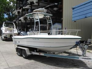 Used Angler 185 Center Console Center Console Fishing Boat For Sale