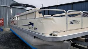Used Bennington Sedona 25 FS Pontoon Boat For Sale