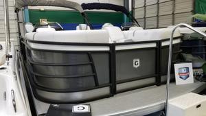 New Aqua Patio 235 DFL Pontoon Boat For Sale