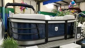 New Aqua Patio 235 SB Pontoon Boat For Sale