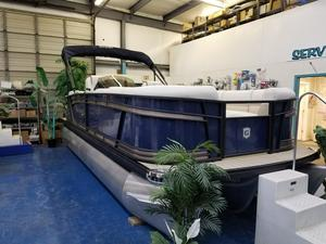 New Sanpan 2200 SB Pontoon Boat For Sale