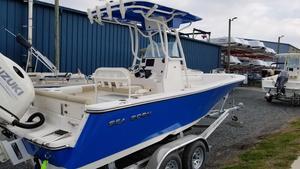 New Sea Born LX22 Center Console Center Console Fishing Boat For Sale