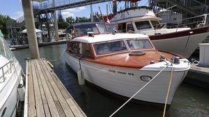 Used Chris-Craft Super Deluxe Cruiser Boat For Sale