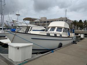 Used Gulfstar Trawler Boat For Sale