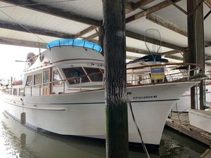 Used Kha Shing Aft Cabin Trawler Boat For Sale