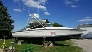 Used Cary Sportfish Express Sports Fishing Boat For Sale