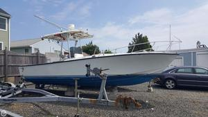 Used Rampone Center Console Fishing Boat For Sale