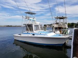 Used Uniflite Salty Dog Sports Fishing Boat For Sale