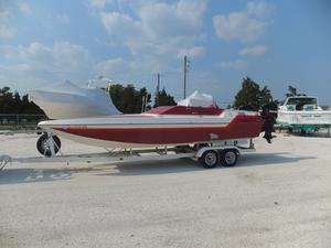 Used Cougar Power Catamaran Boat For Sale