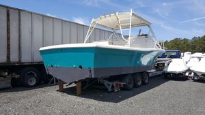 Used Dawson Yachts 33 Canyon Runner Sports Fishing Boat For Sale