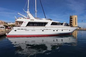 Used Monty North Wind Long Range Yacht Motor Yacht For Sale