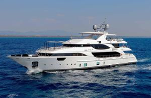 Used Benetti 140 Crystal Motor Yacht For Sale