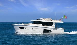 New Cranchi ECO 43 Long Distance Trawler Boat For Sale