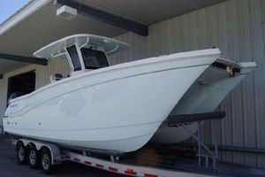 New World Cat 280CC-X280CC-X Center Console Fishing Boat For Sale