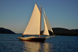 Used Wilbur Morse Friendship Sloop Antique and Classic Boat For Sale