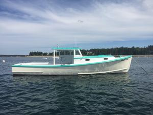 Used Bunker And Ellis Commercial Boat For Sale