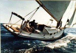 Used Jarvis Newman Friendship Sloop Sailboat For Sale