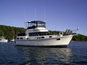 Used Carver Yachts Aft Cabin Cruiser Aft Cabin Boat For Sale