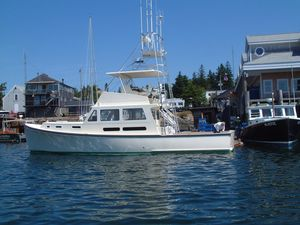Used Wesmac Sportfish Sports Fishing Boat For Sale
