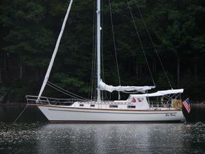 Used Mariner 36' Sloop Sailboat For Sale