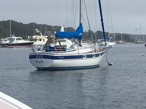 Used Hallberg Rassy 312 Cruiser Sailboat For Sale