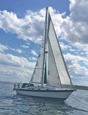 Used Southern Cross 35 Cruiser Sailboat For Sale