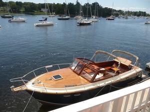 Used Windsor Craft 36 Open Downeast Express Cruiser Boat For Sale