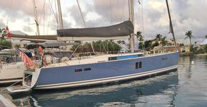 Used Hanse 545 Cruiser Sailboat For Sale
