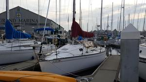 Used Santana 30/30 Sloop Sailboat For Sale