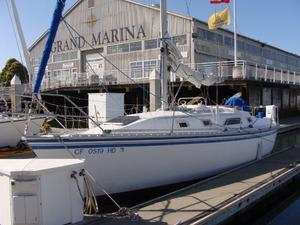 Used Hunter 31 Sloop Sailboat For Sale