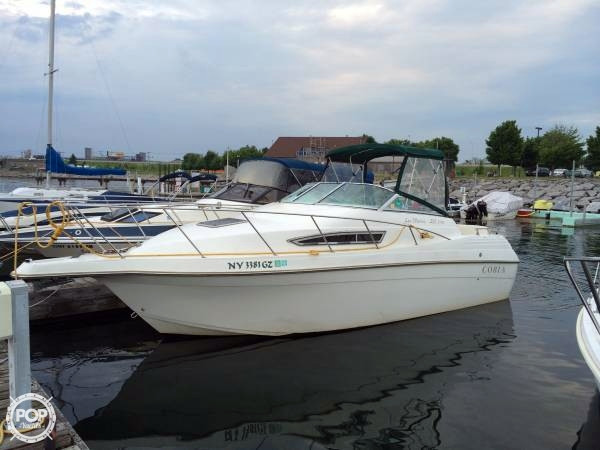 Used Cobia 255 EMC Express Cruiser Boat For Sale