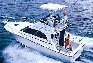 Used Luhrs Tournament 320 Convertible Sports Fishing Boat For Sale