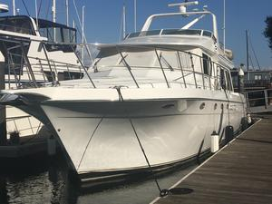Used Navigator 56 Express Cruiser Boat For Sale
