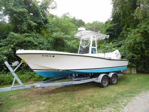 Used Mako Center Console Fishing Boat For Sale