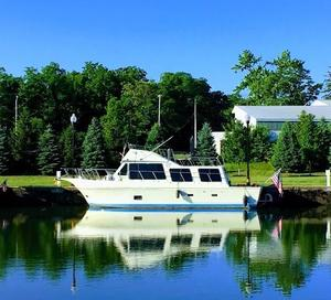 Used Bluewater Yachts 40 Motor Yacht For Sale