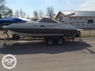 Used Hurricane 217 Sun Deck Boat For Sale